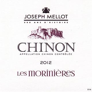 Joseph Mellot Pere et Fils Chinon Les Morinieres