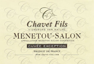 Les vins de chaque producteur for Menetou salon rouge