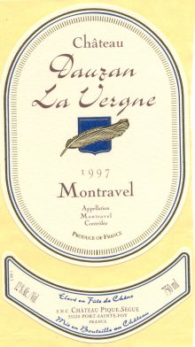 photo Chateau Dauzan La Vergne Montravel