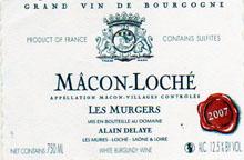 Domaine Alain Delaye Macon