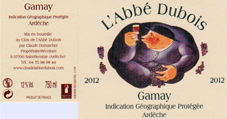 "Cuvée ""GAMAY"""