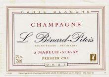 champagne l. benard-pitois