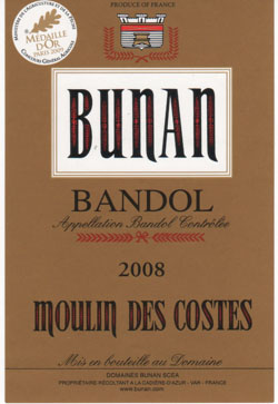 photo Bunan Bandol Moulin des Costes
